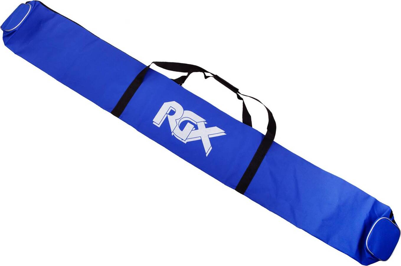 Чехол для двух пар лыж с палками RGX SB-003 синий 185 см.