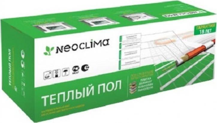 Нагревательный мат 9 м Neoclima NMS1420/9,5