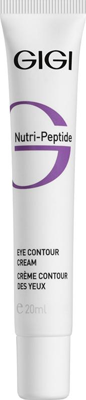 Пептидный контурный крем для век GiGi Nutri-Peptide Eye Contour Cream 20 мл