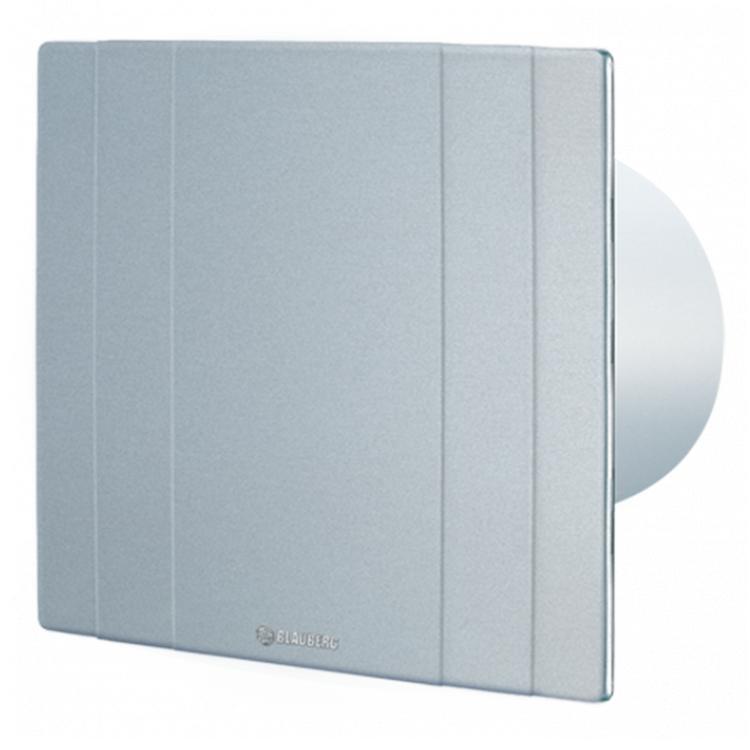 Вытяжка для ванной диаметр 150 мм Blauberg Quatro Platinum 150 Модель полностью выполнена из прочного пластика. Blauberg Quatro...