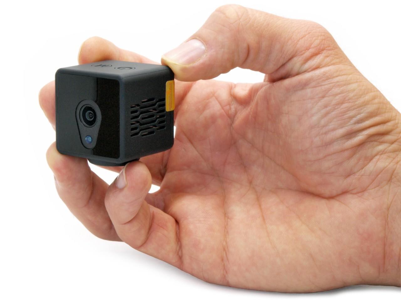 Фотоаппарат работающий автономно на движение