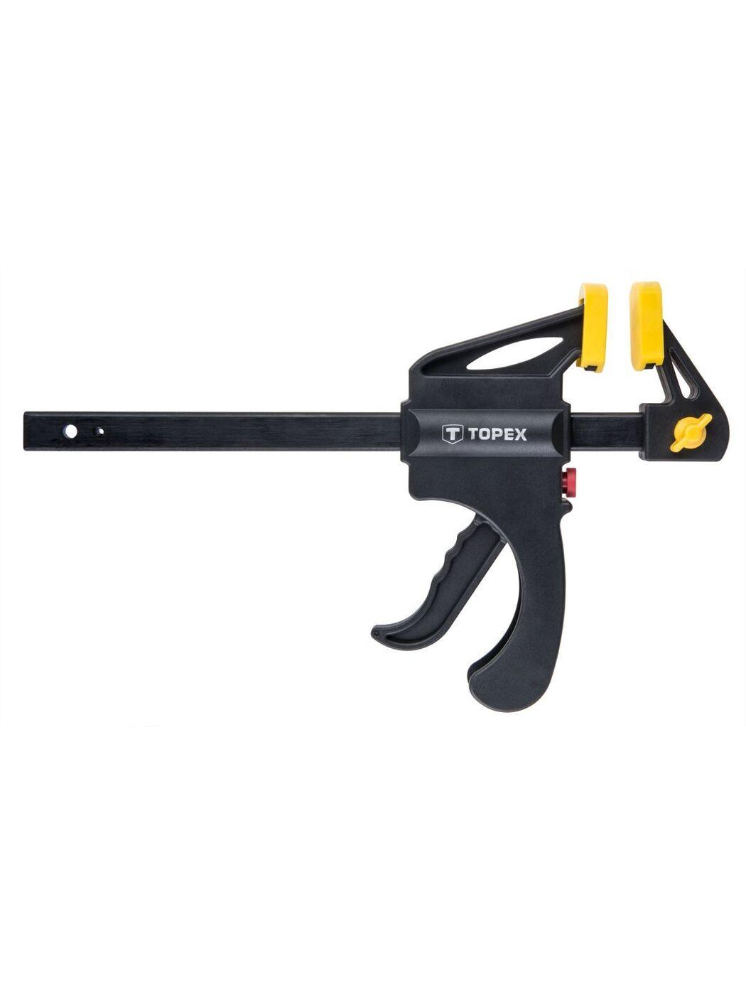 Струбцина автоматическая 150 x 60 мм Topex 12A515