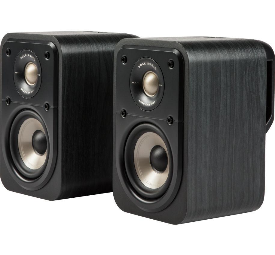 Полочная акустика Polk Audio Signature S10 E Black