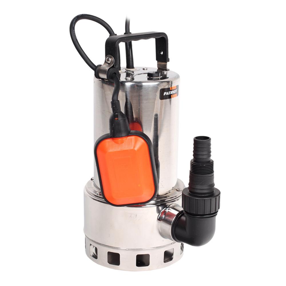 Насос погружной для грязной воды PATRIOT F 900/S (NEW)