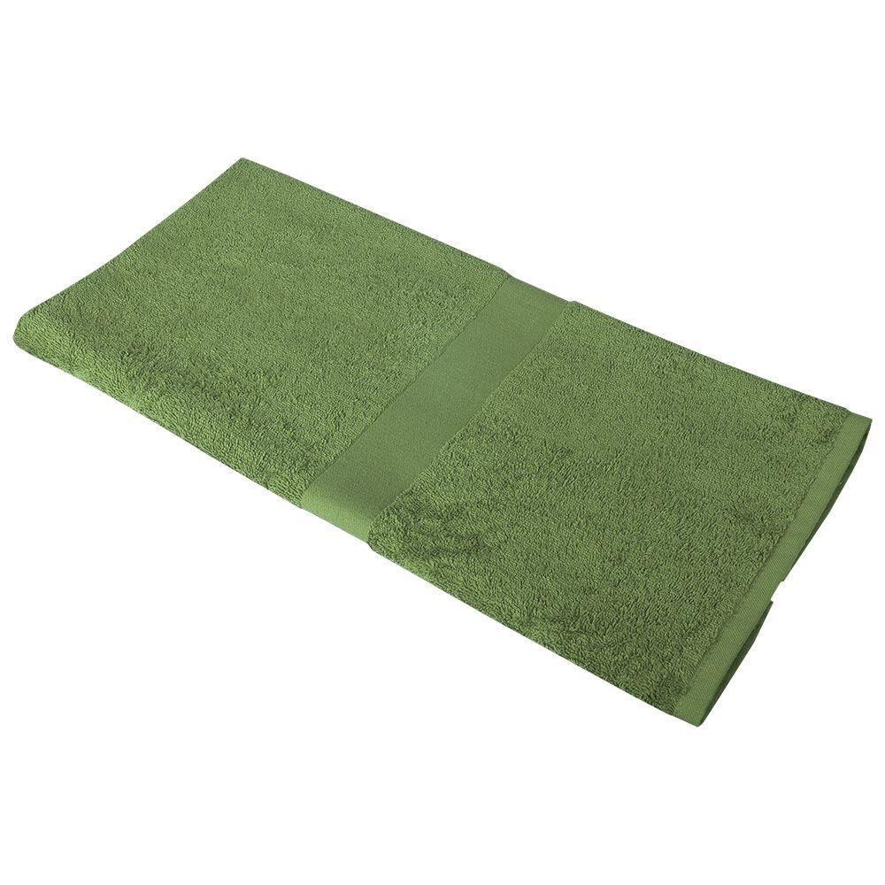 Полотенце Soft Me Medium, зеленое