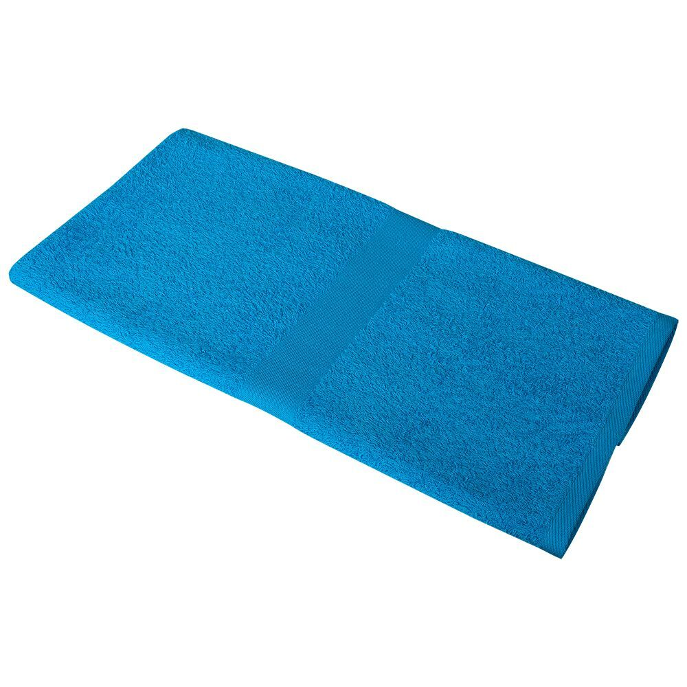 Полотенце махровое Soft Me Medium, бирюзовое
