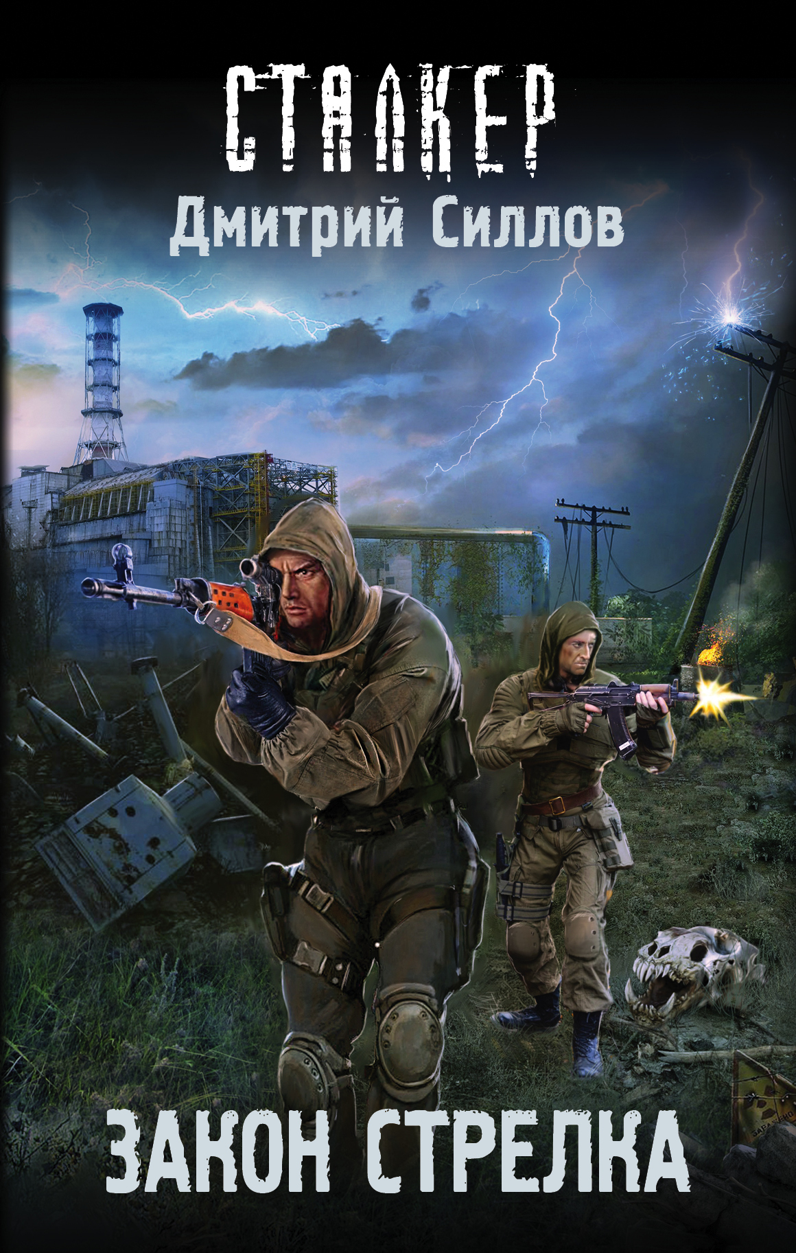 Закон Стрелка | Силлов Дмитрий Олегович