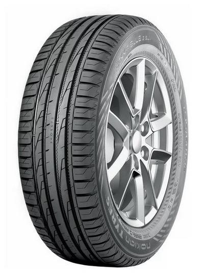 """Шины автомобильные Nokian 205/60 R16"""" W (до 270 км/ч) 96 (710 кг) Лето Нешипованные"""