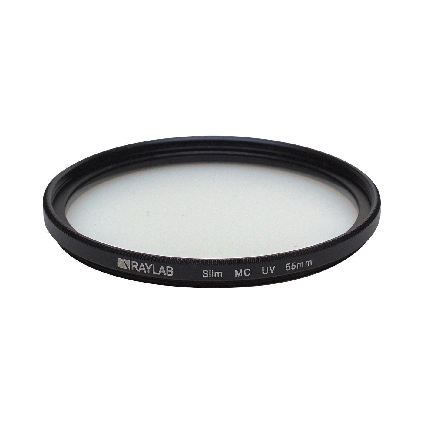 Фильтр защитный ультрафиолетовый RayLab UV Slim 55mm