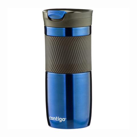 Термокружка Contigo Byron (0.47 литра), синяя (contigo0547)