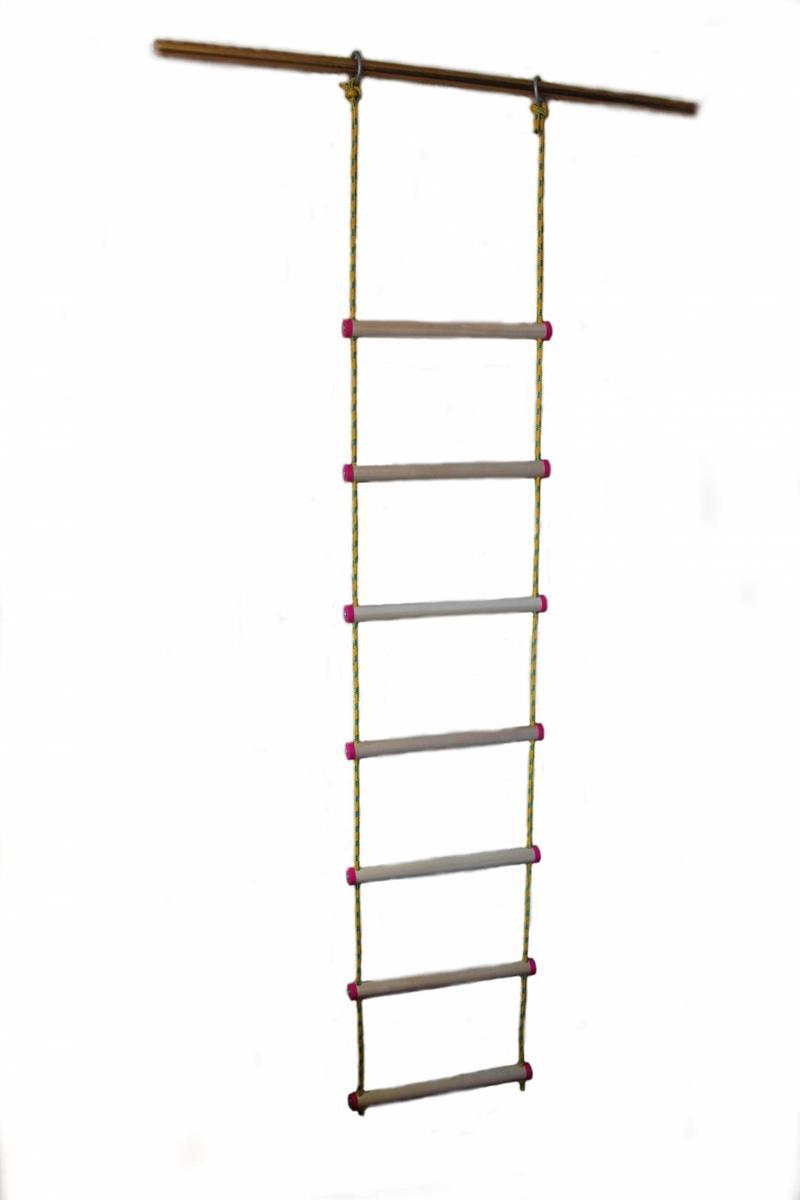 Веревочная лестница ИДЕЯ 7 ступенек