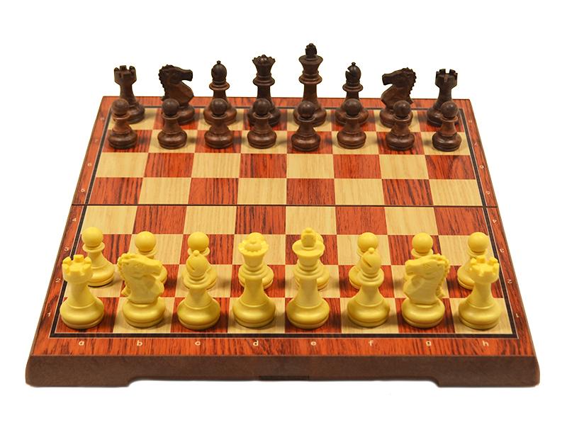 Шахматы магнитные Bona Farbo Люкс супер большие