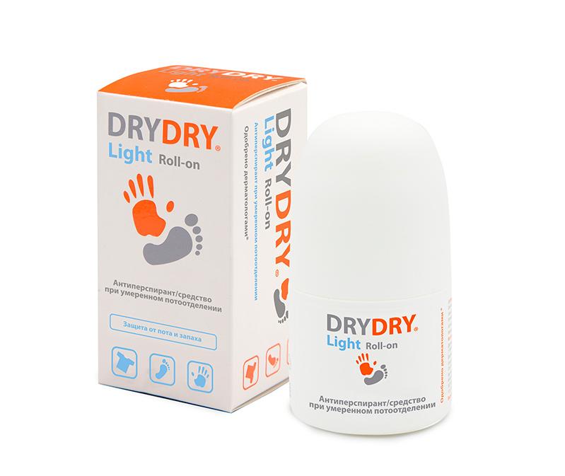 DryDry Light 50 мл - для тела