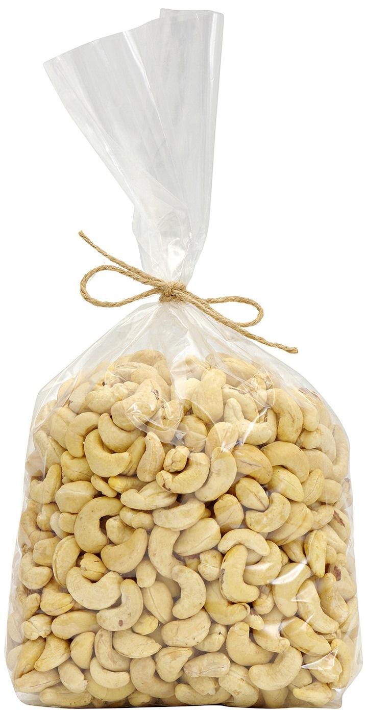 Кешью орехи сырые очищенные Super Food, 1000 грамм