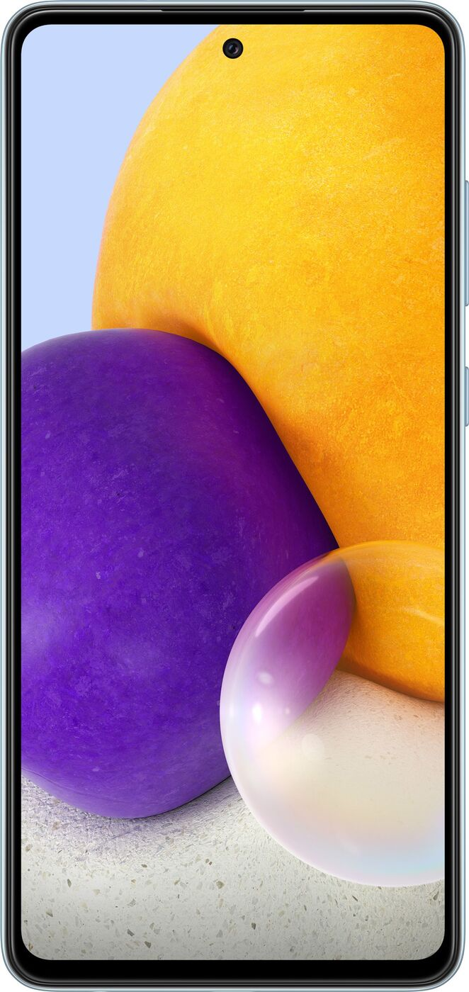 смартфон samsung galaxy a72  6/128gb, blue