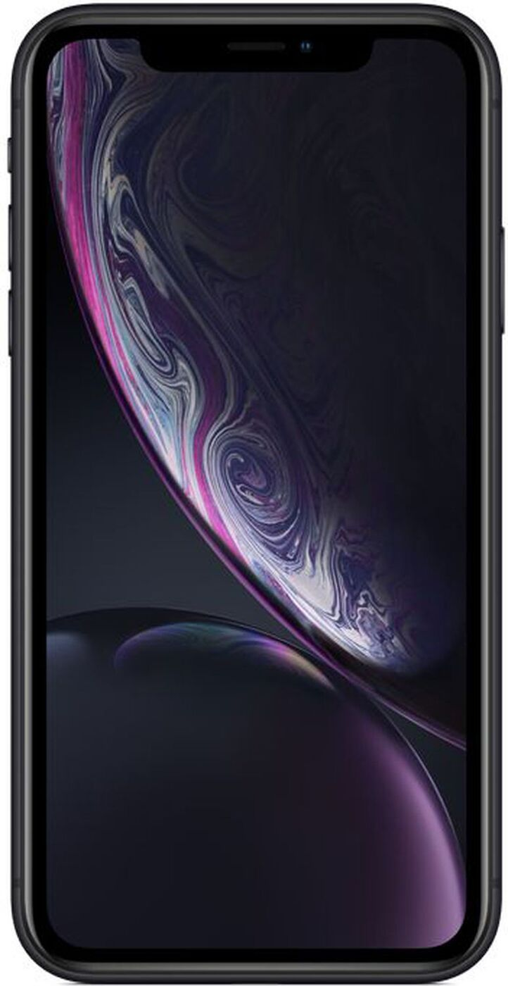 смартфон apple iphone xr (ref.) 128gb, черный