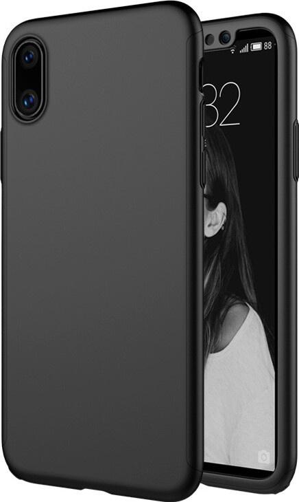 Чехол Premium product for iPhone X / iPhone XS , матовый черный #1