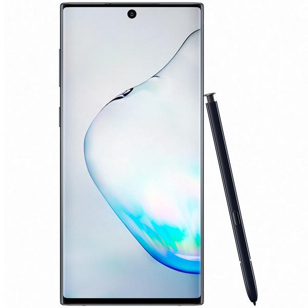Смартфон Samsung GalaxyNote10 8/256GB, черный #1