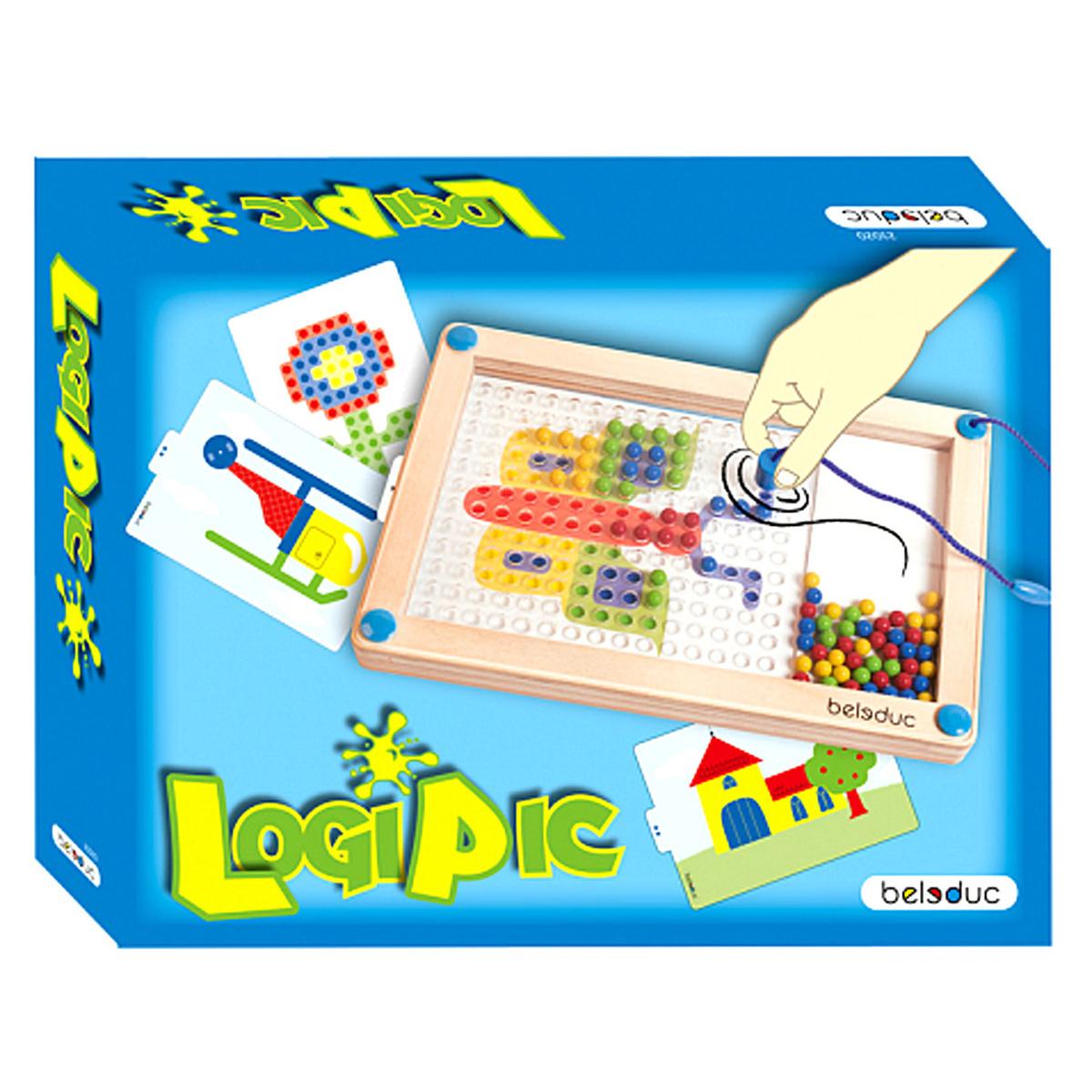 """Развивающая игра Beleduc """"ЛогиПик"""" (320x225) #1"""