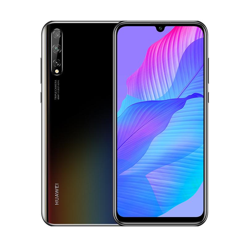 Смартфон Huawei Y8p 4/128GB, черный #1