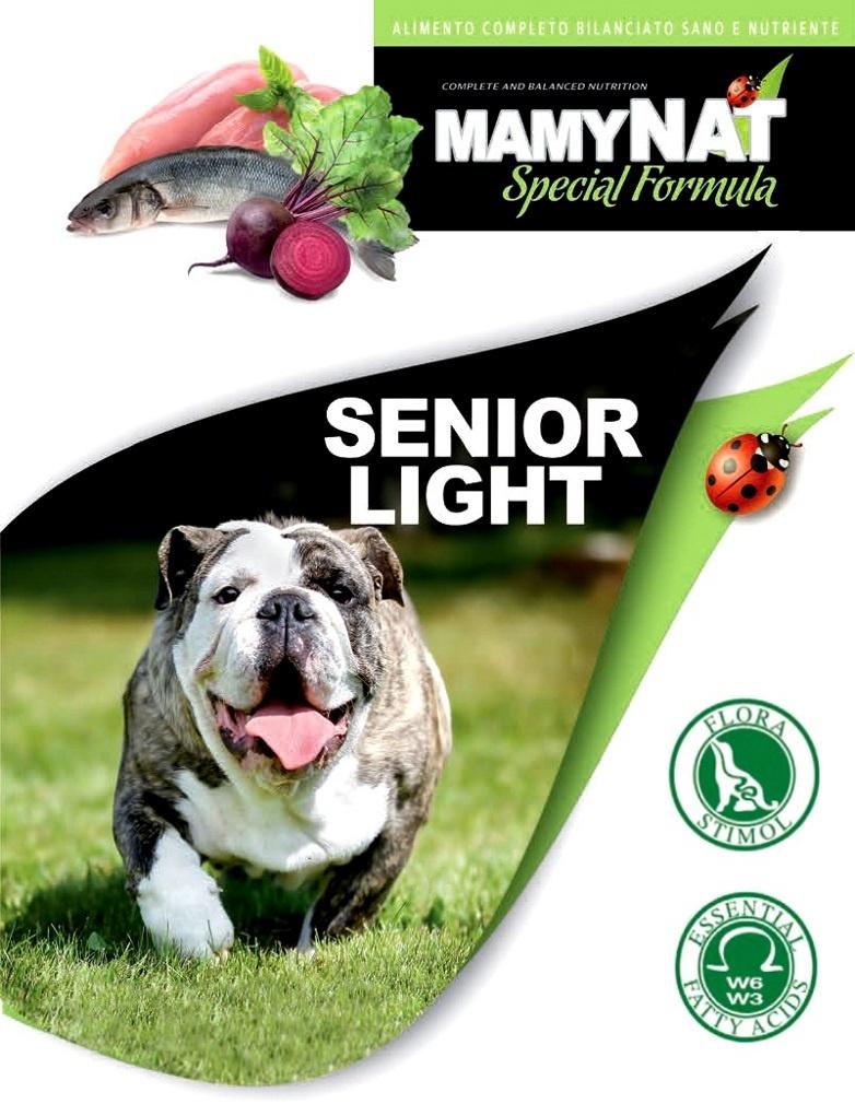 Корм сухой Mamynat Senior Light. Для пожилых собак и собак с избыточным весом. 20 кг.  #1