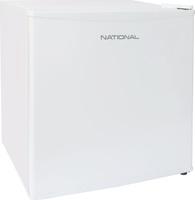 Холодильник NATIONAL мини, 53 литра, с морозильной камерой, белый