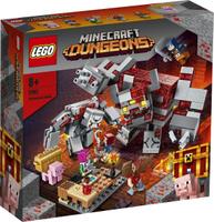 Конструктор LEGO Minecraft 21163 Битва за красную пыль. Наши лучшие предложения