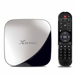 Смарт ТВ приставка DGMedia X88 Pro 4Gb/32Gb, CPU RK3318. МЕДИАПЛЕЕРЫ СМАРТ-ТВ