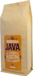 Кофе в зернах Crema Indonesia Java 4 кг (4 x 1 кг). Для любителей Pour-Over