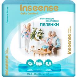 Пеленка медицинская INSEENSE Daily Comfort_. Хиты продаж
