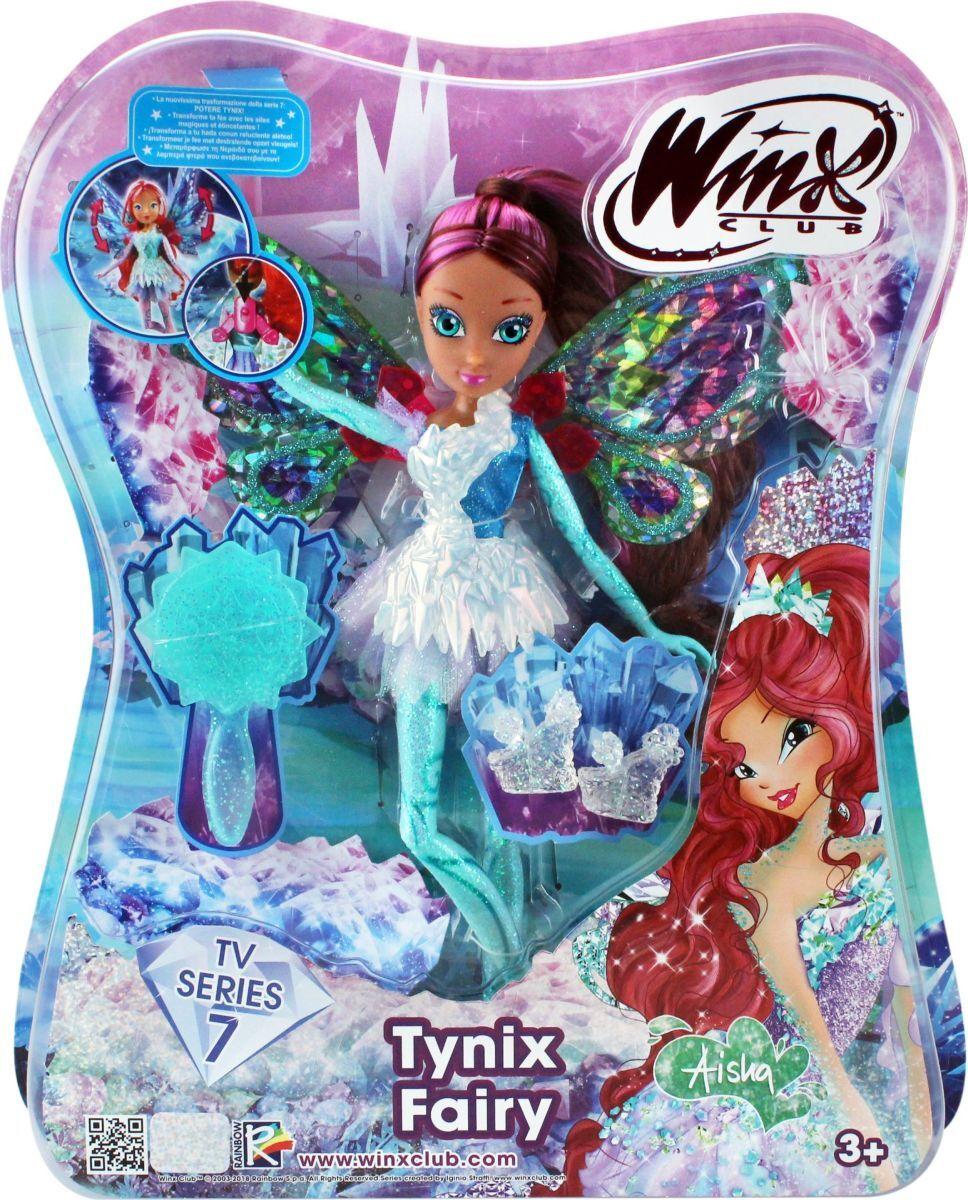 Кукла Winx Club Тайникс Лейла, IW01311505 стоимость