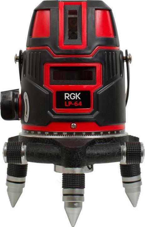 Уровень лазерный автоматический RGK LP-64