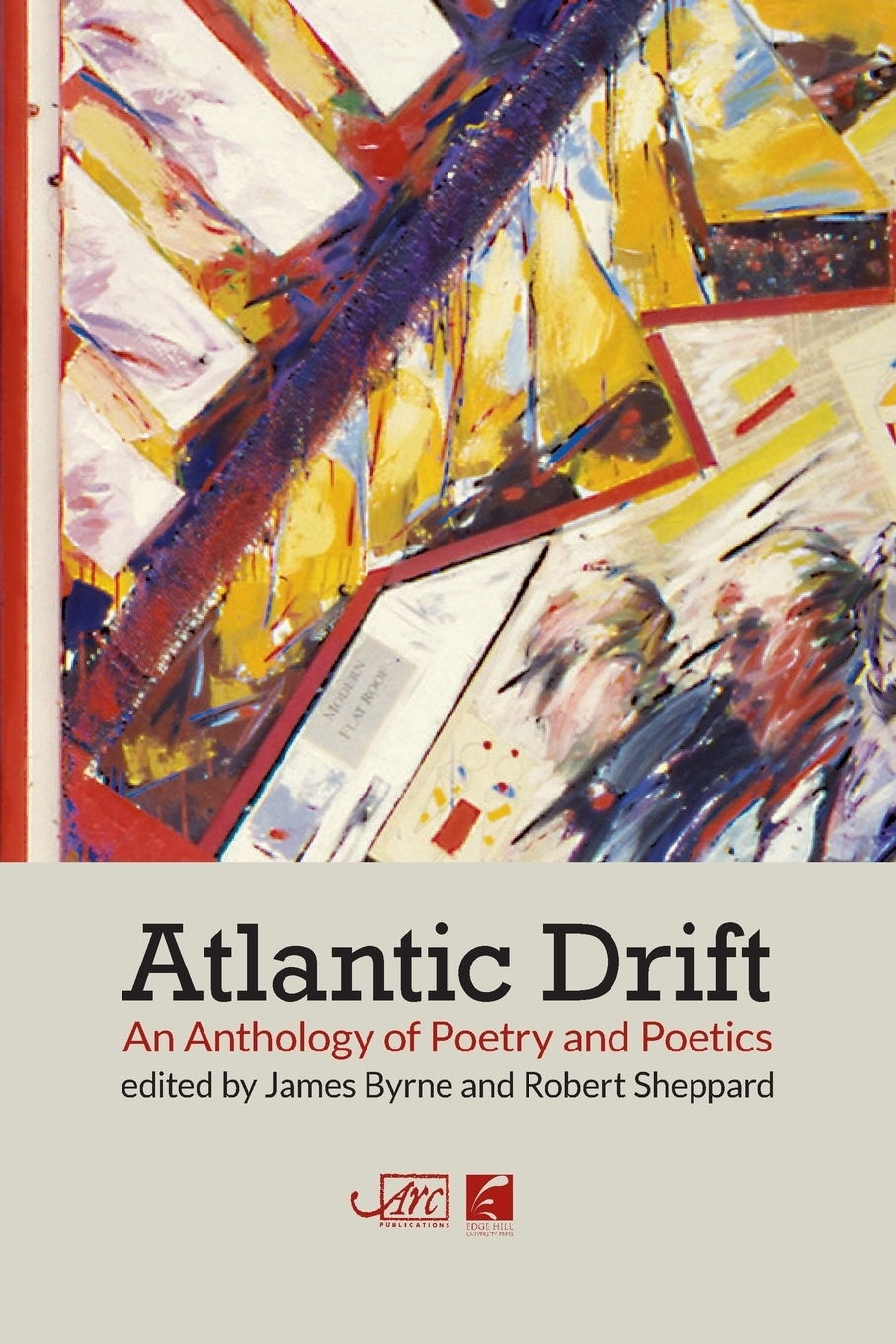 цены Atlantic Drift. An Anthology of Poetry and Poetics