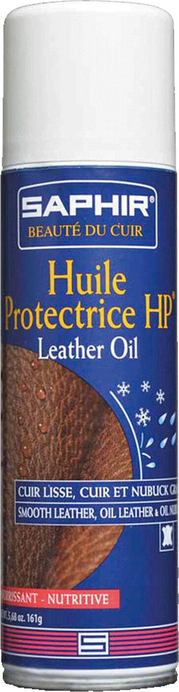 Пропитка-масло для гладких и жированных кож Saphir Huile Protectrice