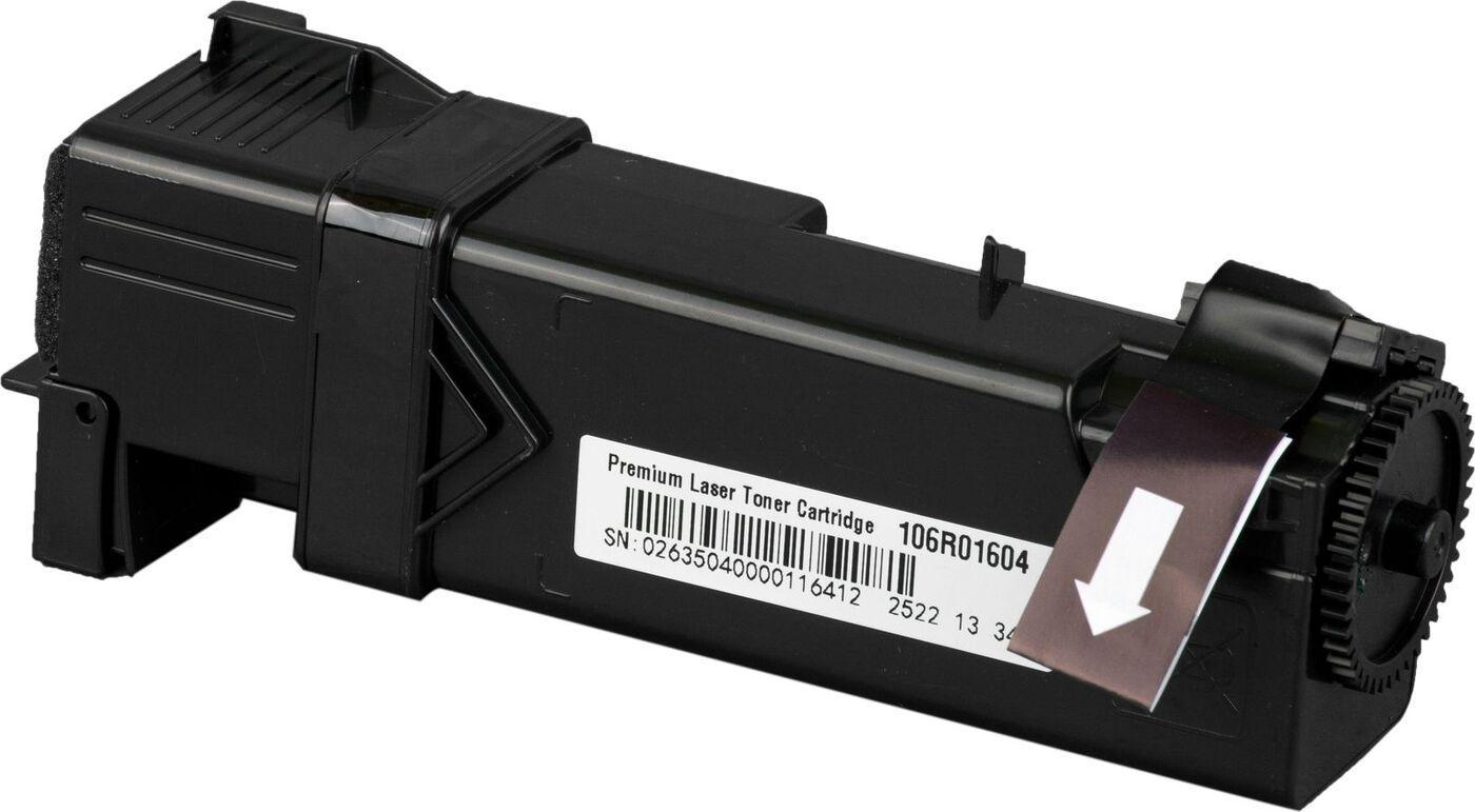 Картридж SAKURA 106R01604 для Xerox Phaser 6500/Workcenter 6505, черный, 3000 к.