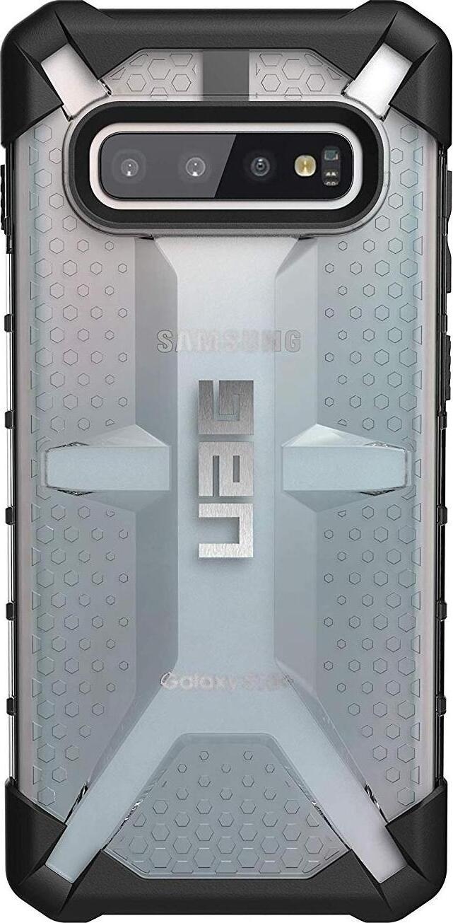 Защитный чехол UAG Plasma для Samsung Galaxy S10 Plus цвет прозрачный/211353114343/32/4