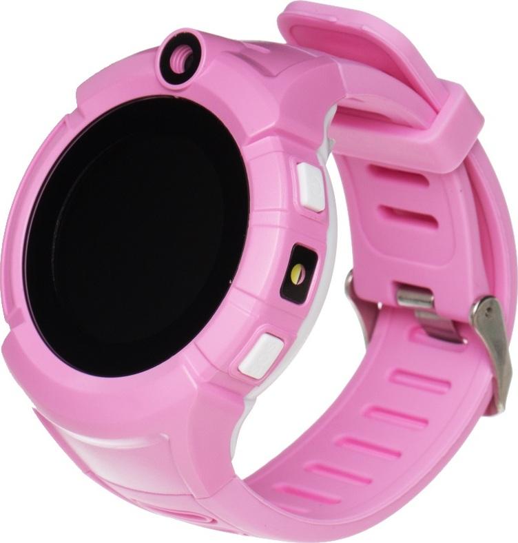 Часы Smart Baby Watch Q360 (Q610S) - Розовые