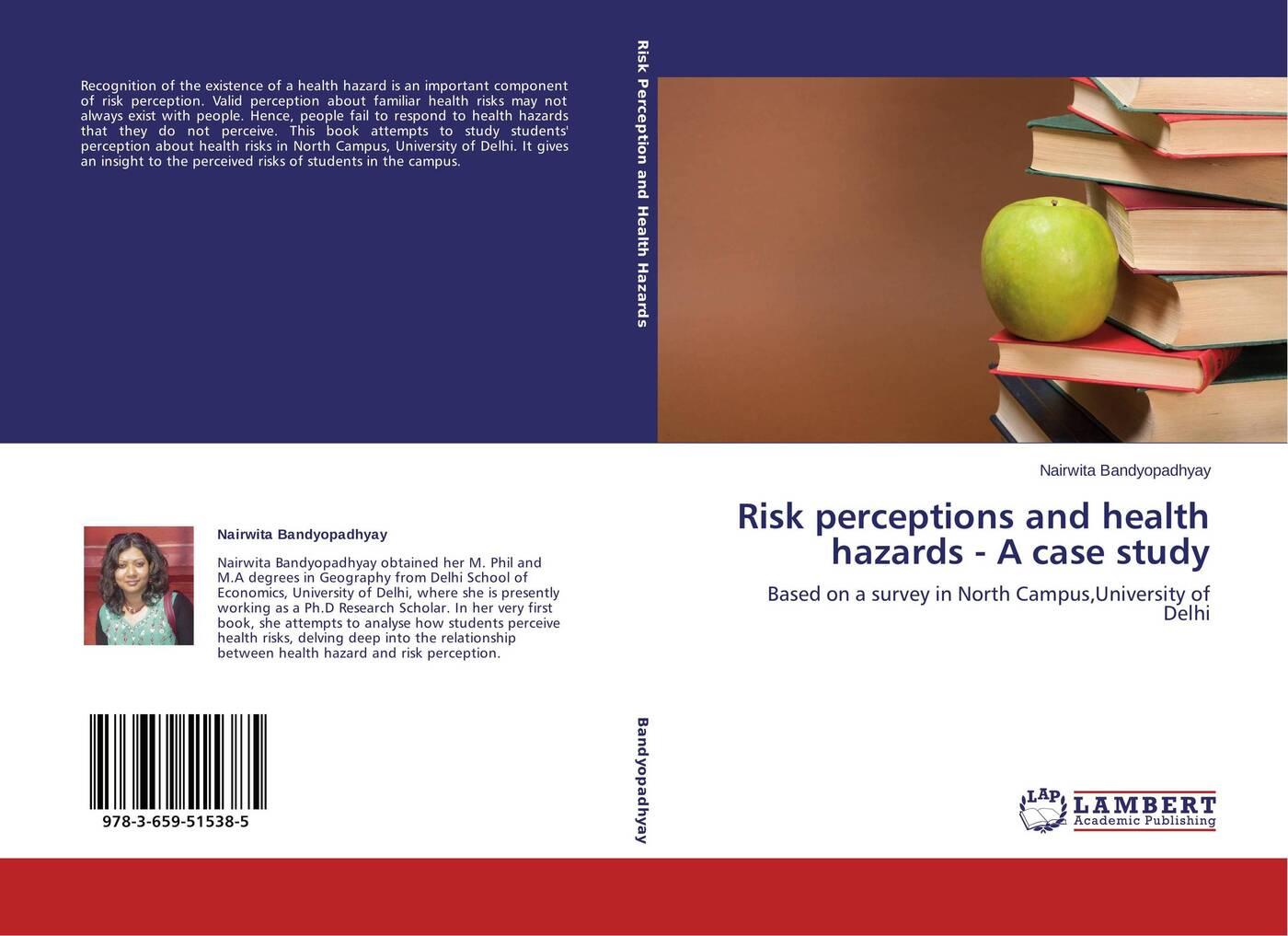 Nairwita Bandyopadhyay Risk perceptions and health hazards - A case study harole yoseph gebregziabhire understanding mothers perception about malnutrition