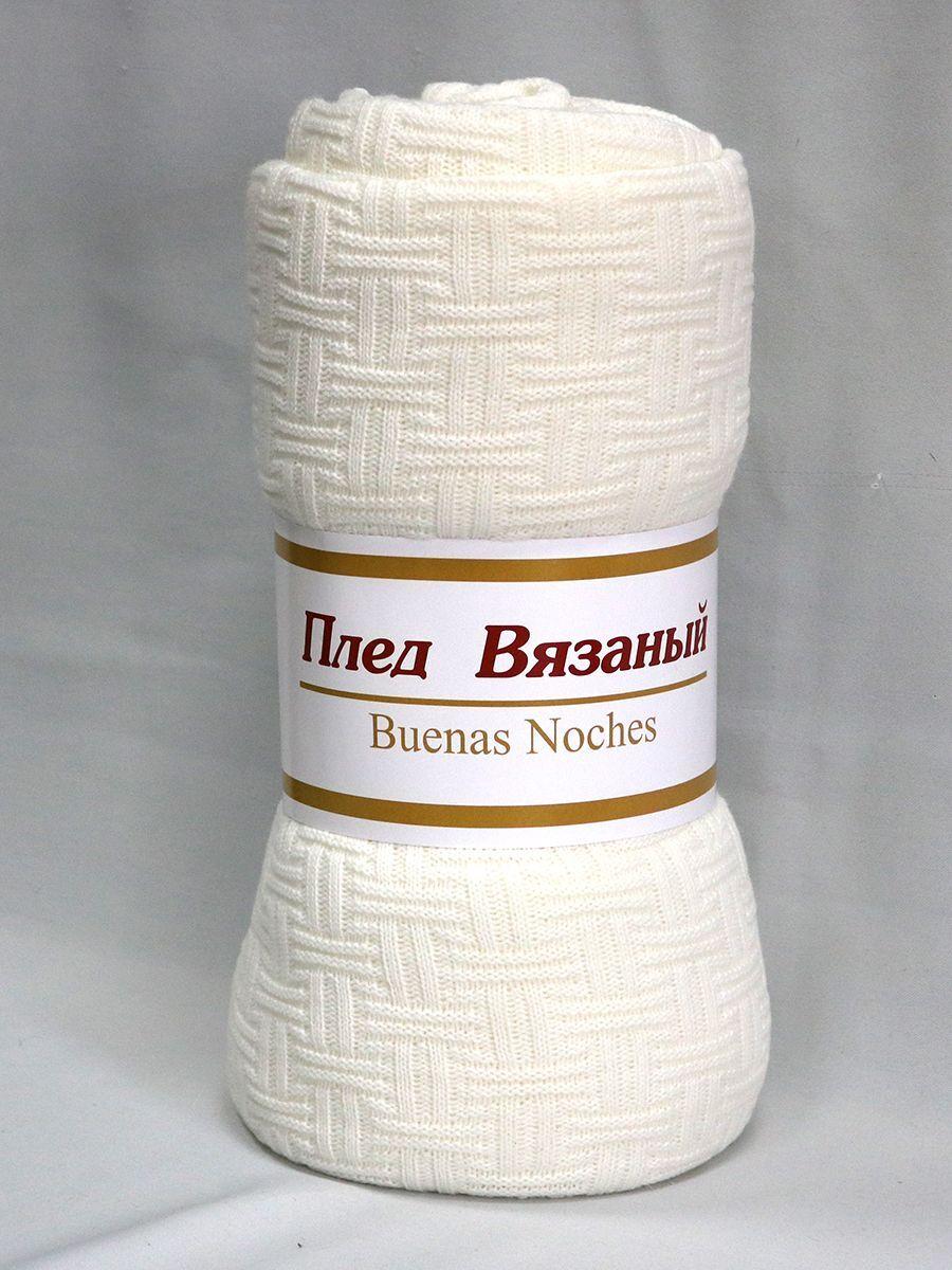 Плед Buenas Noches Assai, 9238, слоновая кость, 150 х 200 см