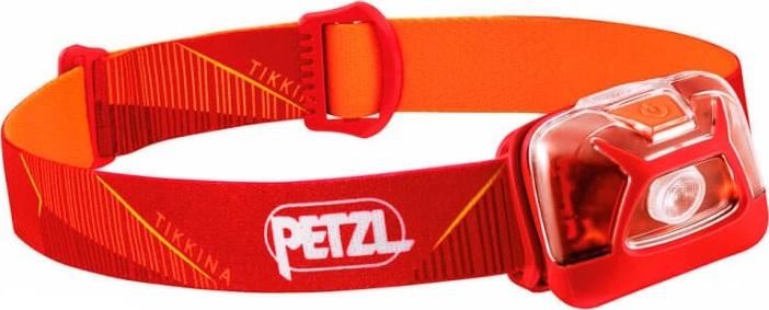 Налобный фонарь Petzl TIKKINA Red 250lm E091DA01