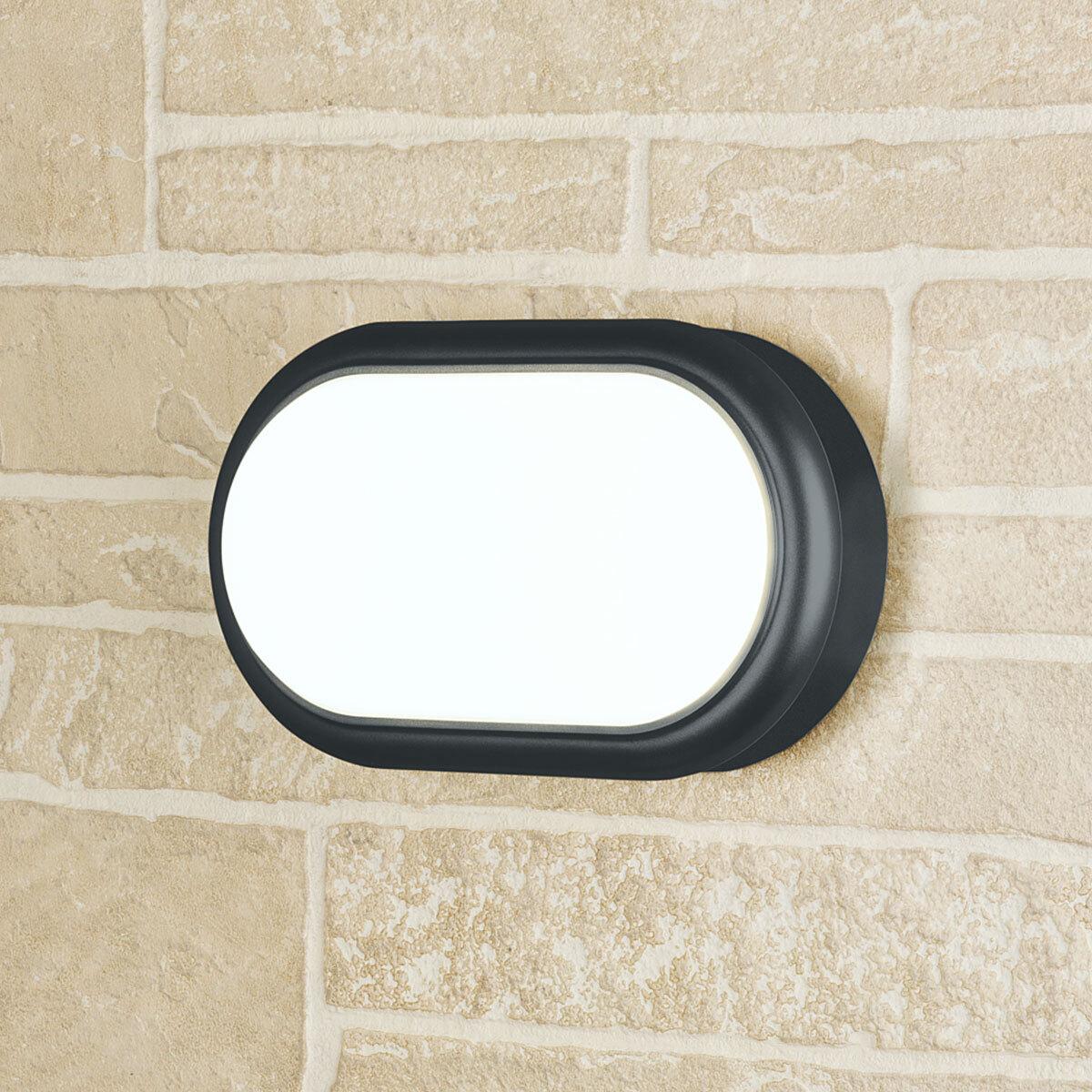 LTB05 / Светильник стационарный светодиодный LED 18W Forssa черный