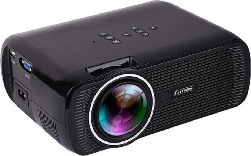 LED ТВ проектор Everycom X7S plus 6 черный