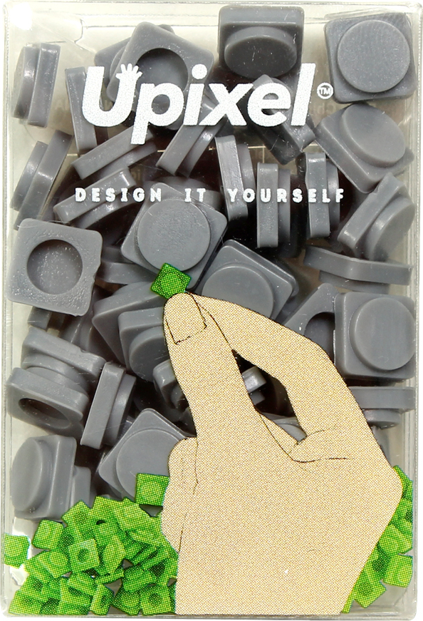 Пиксели для рюкзака Upixel Pixel
