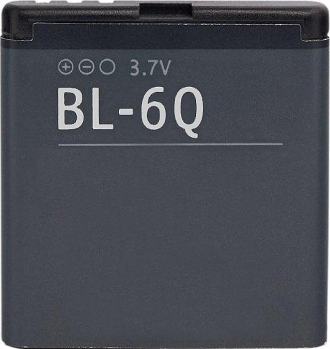 Аккумулятор BL-6Q для Nokia 6700 classic gold edition, 6700 classic