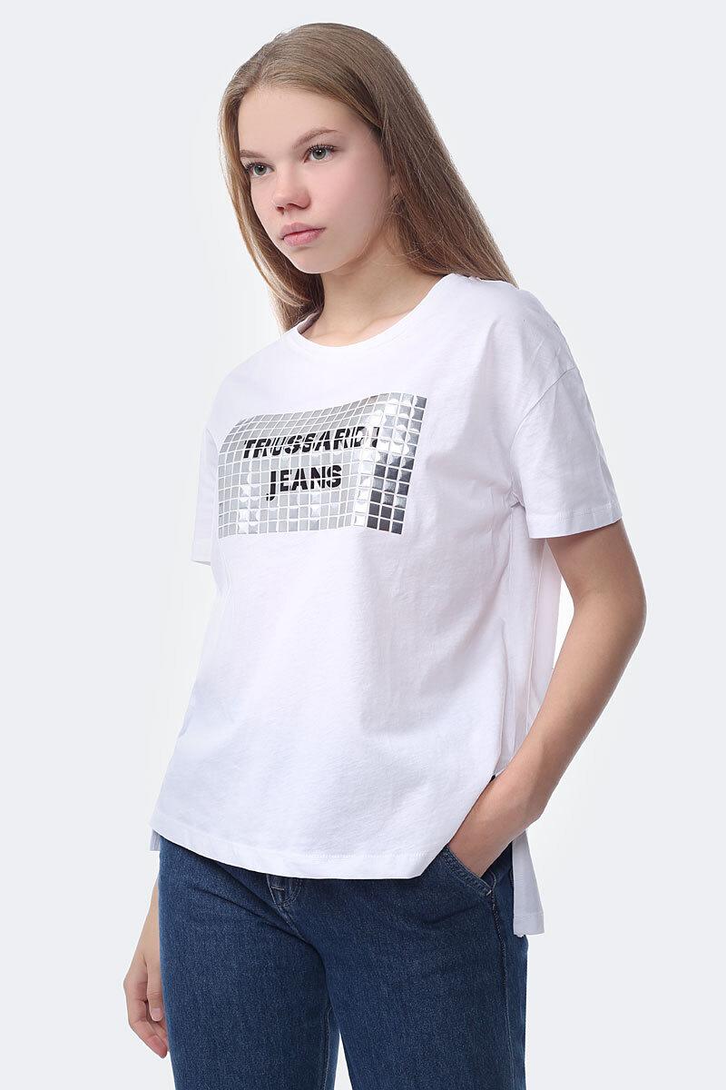 Футболки Труссарди Женские Интернет Магазин