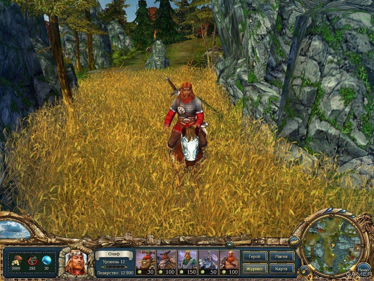 King's Bounty: Воин Севера 4603752007868 Katauri Interactive 4