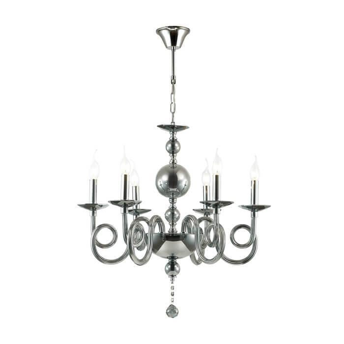 Подвесной светильник Odeon Light 4601/6, E14, 40 Вт