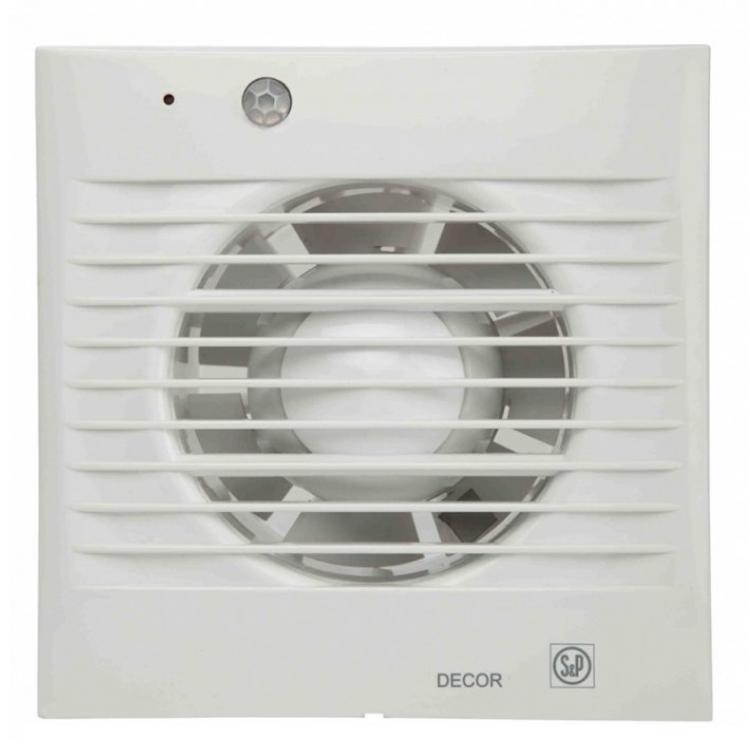 Вытяжной вентилятор для квартиры Soler& Palau Decor 100CD