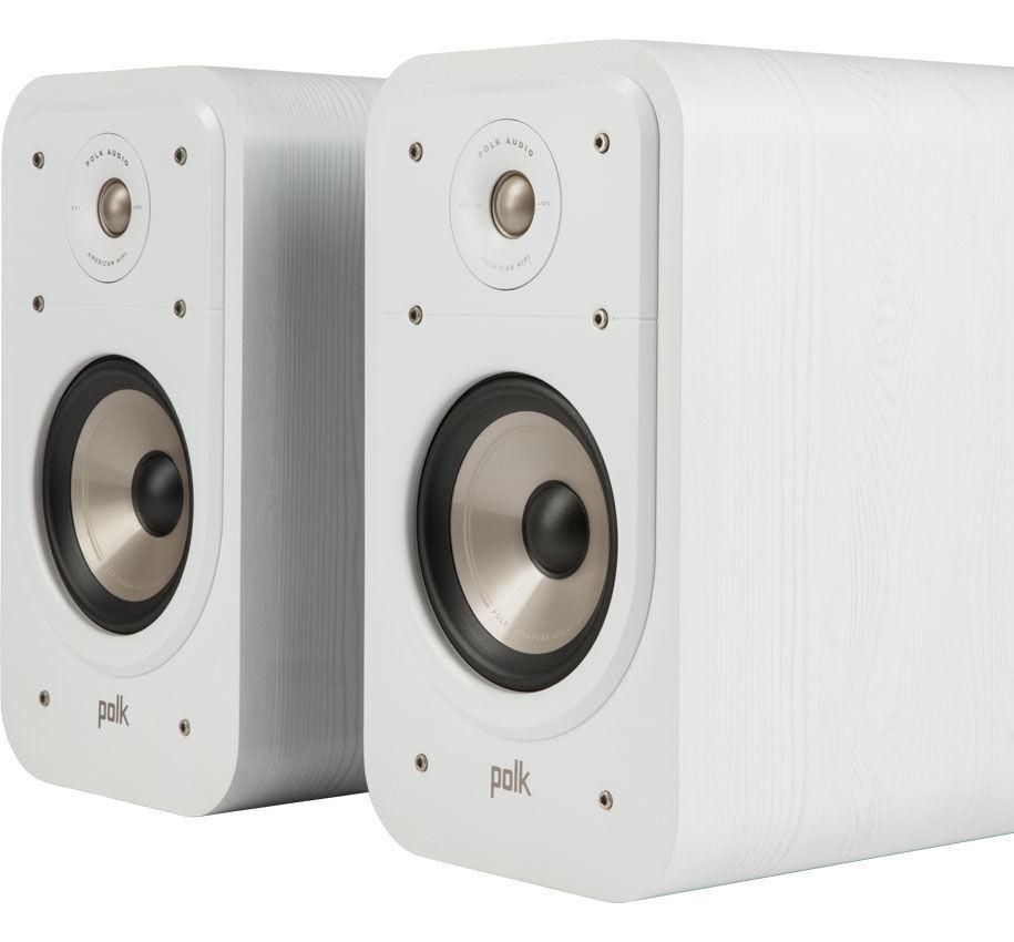 Полочная акустика Polk Audio Signature S20 E White