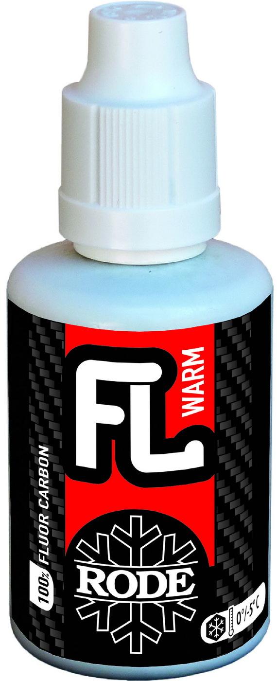 Фторовая жидкость Rode Fluor Liquid Warm, 0°...-5°С, FLW, 50 мл